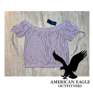 NEW American Eagle Crop Top Size Small